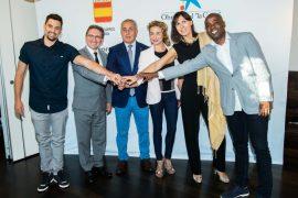 tafita ft madagascar, Llega a España el equipo de fútbol femenino Tafita F.T. de Madagascar, Revista NUVE