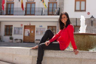 Claudia Vivanco, vecina de Quijorna 1