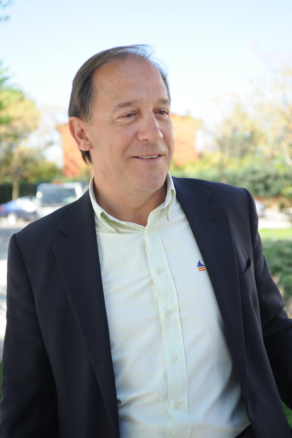 enrique serrano, primer teniente de alcalde de villanueva de la cañada