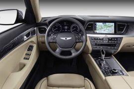 Presentación en España del nuevo Hyundai Genesis 3