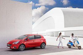 Opel presenta la quinta generación del Corsa 1