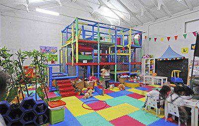 un club muy especial para padres y niños