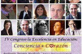 IV Congreso Excelencia en Educación - 28 y 29 Noviembre - Alcala de Henares