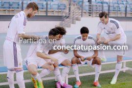 'Comparte tu pasión' y forma parte de la historia del Real Madrid 4