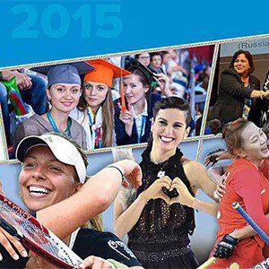 fisu premia a la igualdad de género en el deporte