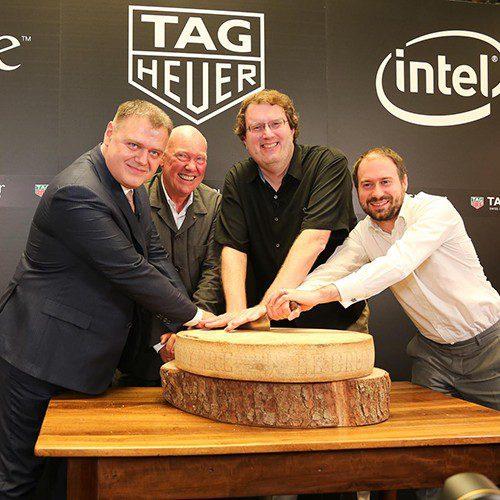tag heuer, google e intel anuncian colaboración para crear relojes suizos inteligentes