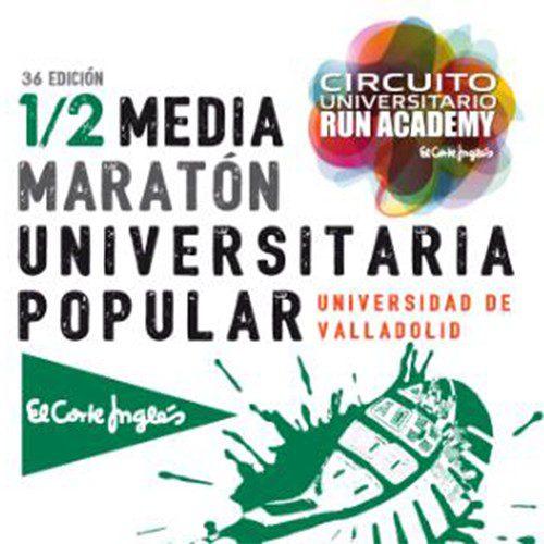 36º 1/2 media maratón universitaria popular