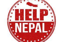 HELP TO NEPAL, colaboración de Voluntarios de ONG's y el Colegio Bilingüe Vallmont 3