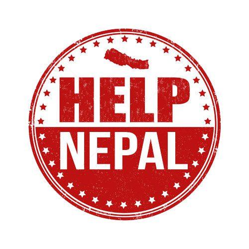 help to nepal, colaboración de voluntarios de ong's y el colegio bilingüe vallmont