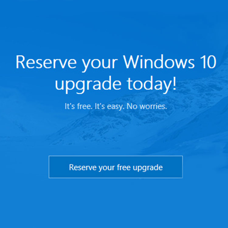 windows 10 estará disponible el próximo 29 de julio
