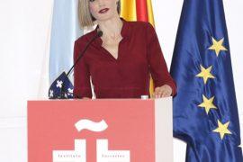 """La Reina agradece al Instituto Cervantes por ser """"Instrumento de Convivencia"""" 2"""