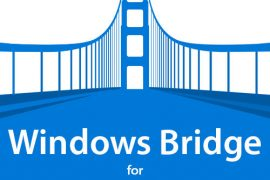 Windows Bridge para iOS: la herramienta para adaptar aplicaciones de iOS a Windows 1