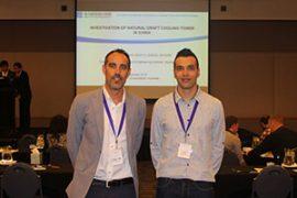 Profesores de la UMH presentan en un congreso mundial en Australia sus trabajos sobre mejora de la eficiencia energética 1
