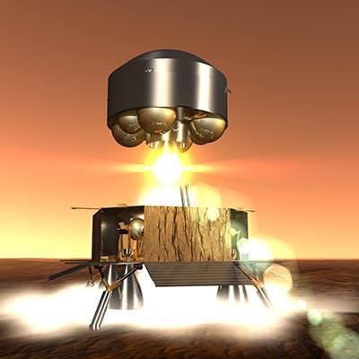 La empresa del Parque Científico de la UMH EMXYS presenta un prototipo para participar en el programa de exploración robótica de Marte 2