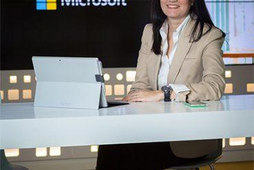 Luisa Izquierdo, nueva directora de Recursos Humanos de Microsoft Ibérica 1
