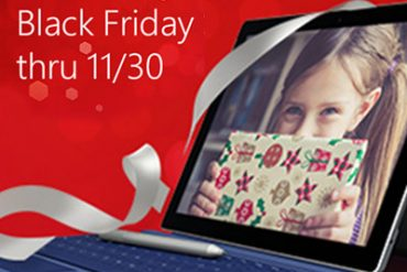 Microsoft celebra el Black Friday con una gran selección de ofertas especiales 3