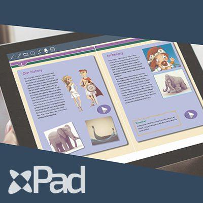 xpad, una nueva forma de distribuir contenidos digitales