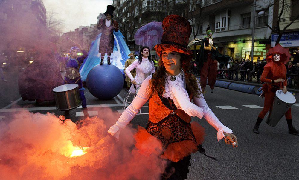 Carnaval de Madrid 2017, Carnaval de Madrid 2017, Revista NUVE