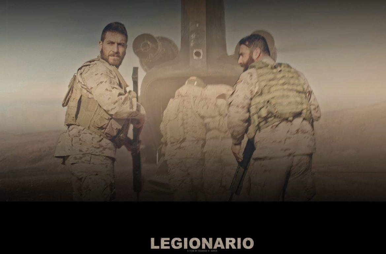 Legionario: acción, drama y el conflicto interno tras la guerra, Legionario: acción, drama y el conflicto interno tras la guerra, Revista NUVE