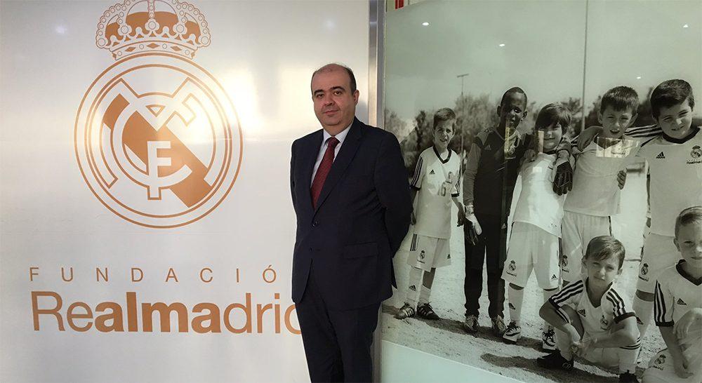 """Fundación Real Madrid - """"Nuestra camiseta es la la Solidaridad."""", Fundación Real Madrid – """"Nuestra camiseta es y será la camiseta de la Solidaridad."""", Revista NUVE"""