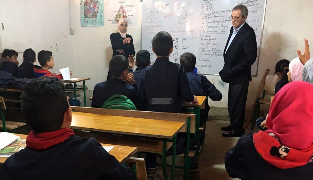 PROFUTURO EN EL LÍBANO : ATENCIÓN EDUCATIVA A NIÑOS REFUGIADOS, PROFUTURO EN EL LÍBANO : ATENCIÓN EDUCATIVA A NIÑOS REFUGIADOS, Revista NUVE