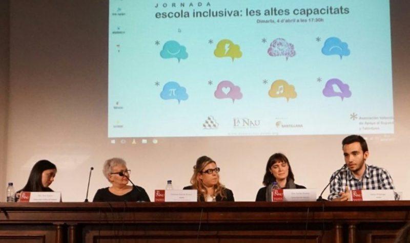 Jornada Escuela Inclusiva: Las Altas Capacidades, Jornada Escuela Inclusiva: Las Altas Capacidades, Revista NUVE