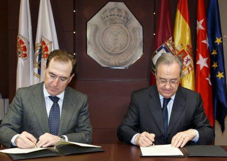 La Fundacion Real Madrid renueva sus colaboraciones solidarias, La Fundacion Real Madrid renueva sus colaboraciones solidarias, Revista NUVE
