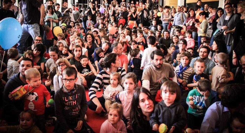 MINIMÚSICA, EL PEQUEÑO GRAN FESTIVAL MUSICAL DE BARCELONA, MINIMÚSICA, EL PEQUEÑO GRAN FESTIVAL MUSICAL DE BARCELONA, Revista NUVE