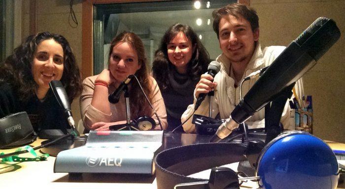 TAPEANDO RADIO, TAPEANDO RADIO, Revista NUVE