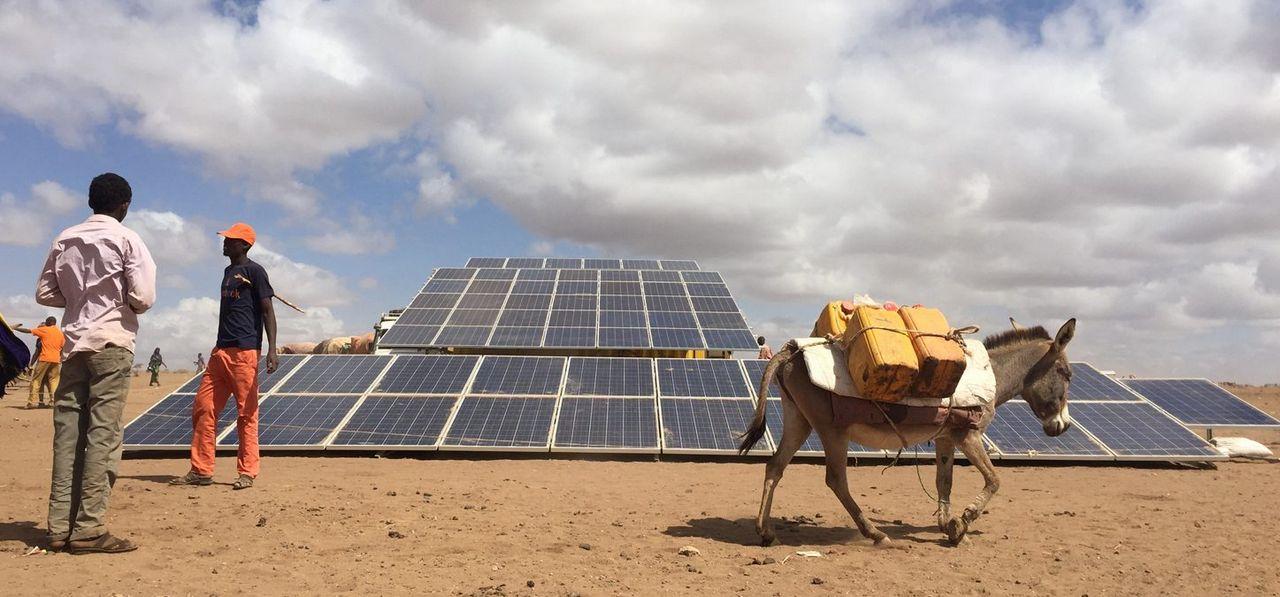 Un proyecto español permite el autoconsumo energético en Etiopía, Un proyecto español permite el autoconsumo energético en Etiopía, Revista NUVE