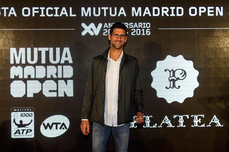 , Entrevista a Novak Djokovic, Revista NUVE