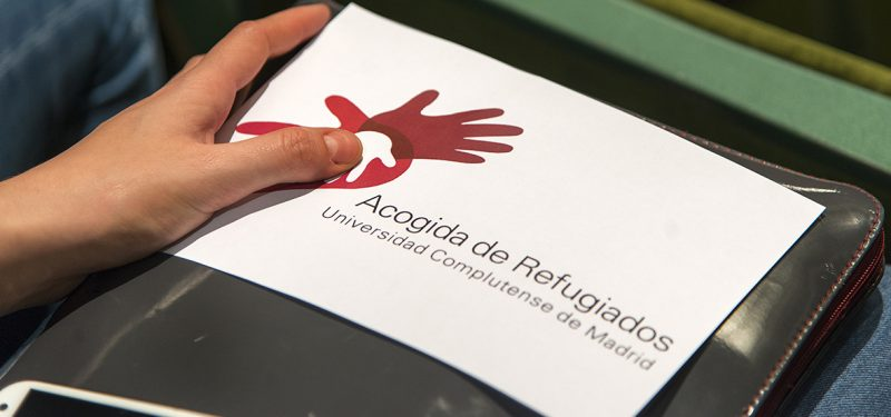 La Complutense, primera universidad española con un programa de acogida para personas refugiadas, La Complutense, primera universidad española con un programa de acogida para  refugiadas, Revista NUVE