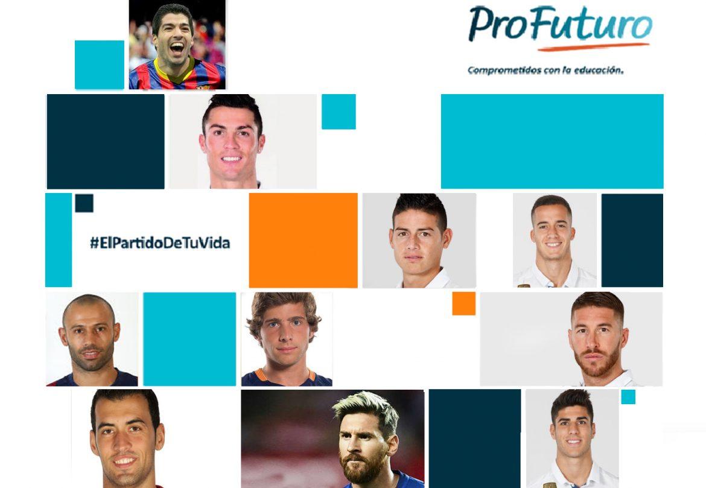 REAL MADRID Y DEL FC BARCELONA ,UNIDOS POR LA EDUCACION, REAL MADRID Y  FC BARCELONA, UNIDOS POR LA EDUCACIÓN, Revista NUVE