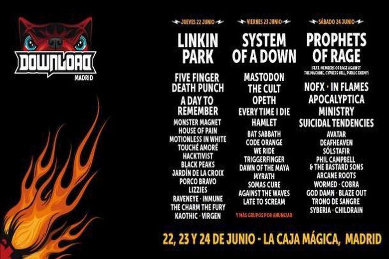 El mejor rock y metal internacional Download Madrid, El mejor rock y metal internacional Download Madrid, Revista NUVE