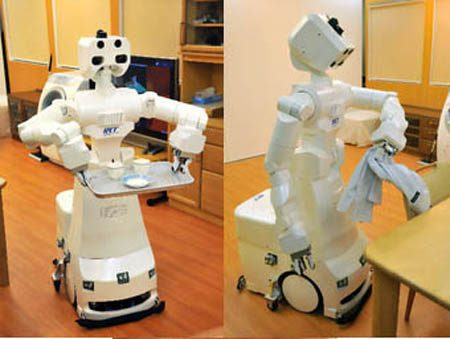 Un robot doméstico solar, gana primer premio, Un robot doméstico solar, gana primer premio, Revista NUVE
