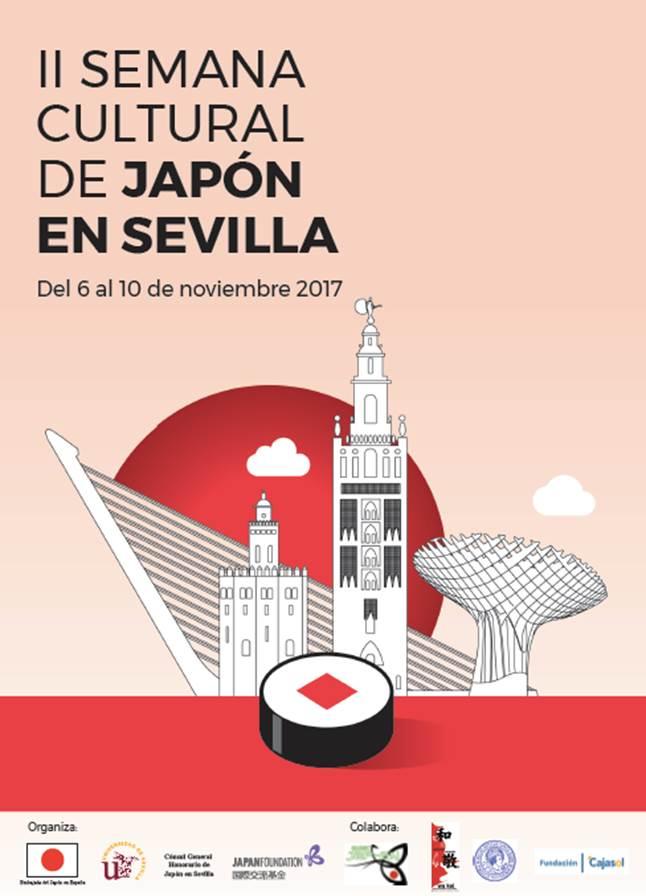 II SEMANA CULTURAL DE JAPÓN EN SEVILLA, II SEMANA CULTURAL DE JAPÓN EN SEVILLA, Revista NUVE