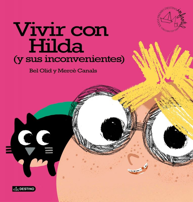 Paco Mir (Tricicle) gana el XXXVII Premio Destino Infantil, Paco Mir (Tricicle) gana el XXXVII Premio Destino Infantil, Revista NUVE