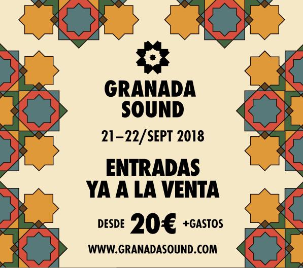 Calentando motores Granada Sound 2018, Calentando motores Granada Sound 2018, Revista NUVE