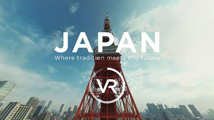 Turismo de Japón crea un video de realidad virtual 360º para descubrir el país, Turismo de Japón crea un video de realidad virtual 360º para descubrir el país, Revista NUVE