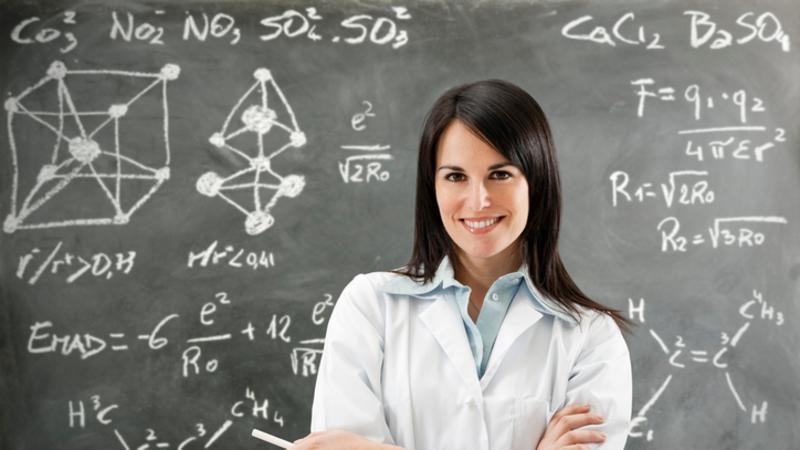 La fórmula para impulsar la carrera de las mujeres matemáticas, La fórmula para impulsar la carrera de las mujeres matemáticas, Revista NUVE