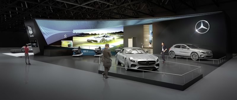 MBUX Mercedes Benz presenta su nuevo sistema multimedia en el CES 2018, MBUX:  Mercedes-Benz presenta su nuevo sistema multimedia en el CES 2018, Revista NUVE