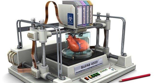 En el futuro se podrán generar hígados con ayuda de impresoras 3D, En el futuro se podrán generar hígados con ayuda de impresoras 3D, Revista NUVE