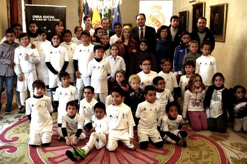 Fundación REAL MADRID PROYECTOS, Fundación REAL MADRID PROYECTOS, Revista NUVE