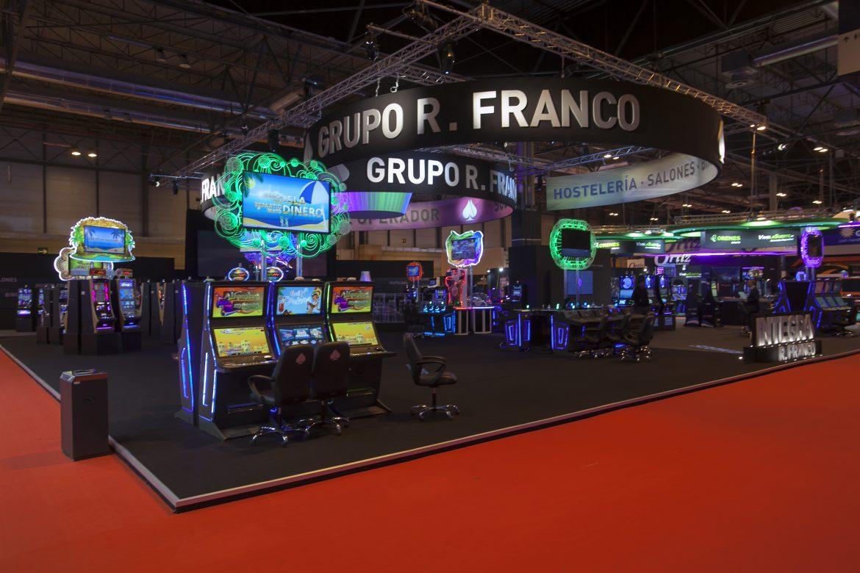 R. Franco, la industria del juego recreativo en España, R. Franco, la industria del juego recreativo en España, Revista NUVE