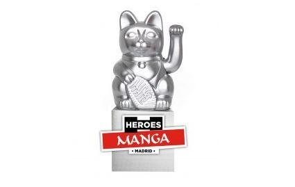 Heroes MANGA en IFEMA Madrid, Héroes MANGA en IFEMA Madrid, Revista NUVE