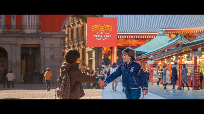 La Embajada del Japón presenta un vídeo promocional para el 150 Aniversario, La Embajada del Japón presenta un vídeo promocional para el 150 Aniversario, Revista NUVE