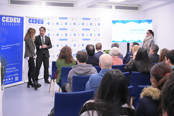 Ignacio Astarloa analiza en CEDEU los retos de la Constitución Española, Ignacio Astarloa analiza en CEDEU los retos de la Constitución Española, Revista NUVE