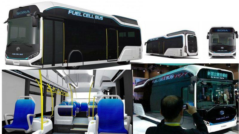 Toyota muestra las posibilidades de los vehículos de pila de combustible con dos nuevos prototipos, Toyota muestra las posibilidades de los vehículos de pila de combustible con dos nuevos prototipos, Revista NUVE