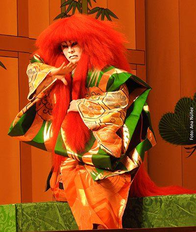 La belleza del Teatro Kabuki enamora a Madrid, La belleza del Teatro Kabuki enamora a Madrid, Revista NUVE
