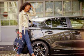 coche Lexus